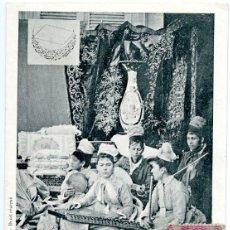 Postales: EGIPTO, MÚSICA EN EL HARÉN, 1904. Lote 55705742