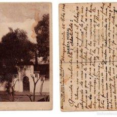 Postales: ANTIGUA POSTAL DEL SANTUARIO DE SIDI AHMED EL TLEMSANI, MARRUECOS. Lote 56170349