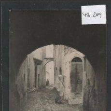 Postales: TETUAN - FOTOGRAFO GARCIA -(43.209). Lote 56802930