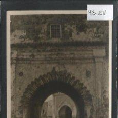 Postales: TETUAN - FOTOGRAFO GARCIA -(43.211). Lote 56803059