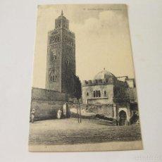Postales: POSTAL DE MARRAKECH Nº 17 - LA KOUTOUBIA. Lote 57686768