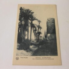 Postales: POSTAL DE MARRAKECH 249-24 B - LES REMPARTS PRES DE LA PALMERAIE. Lote 57686805