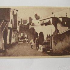 Postales: POSTAL DE CASABLANCA - NOUVELLE VILLE INDIGENE. Lote 57717939