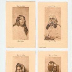 Postales: ÁLBUM HACIA 1900. 36 CARTES POSTALES MARRUECOS. FOTÓGRAFOS: JOSEPH BOUSSUGE, PIERRE GRÉBERT. Lote 57979895
