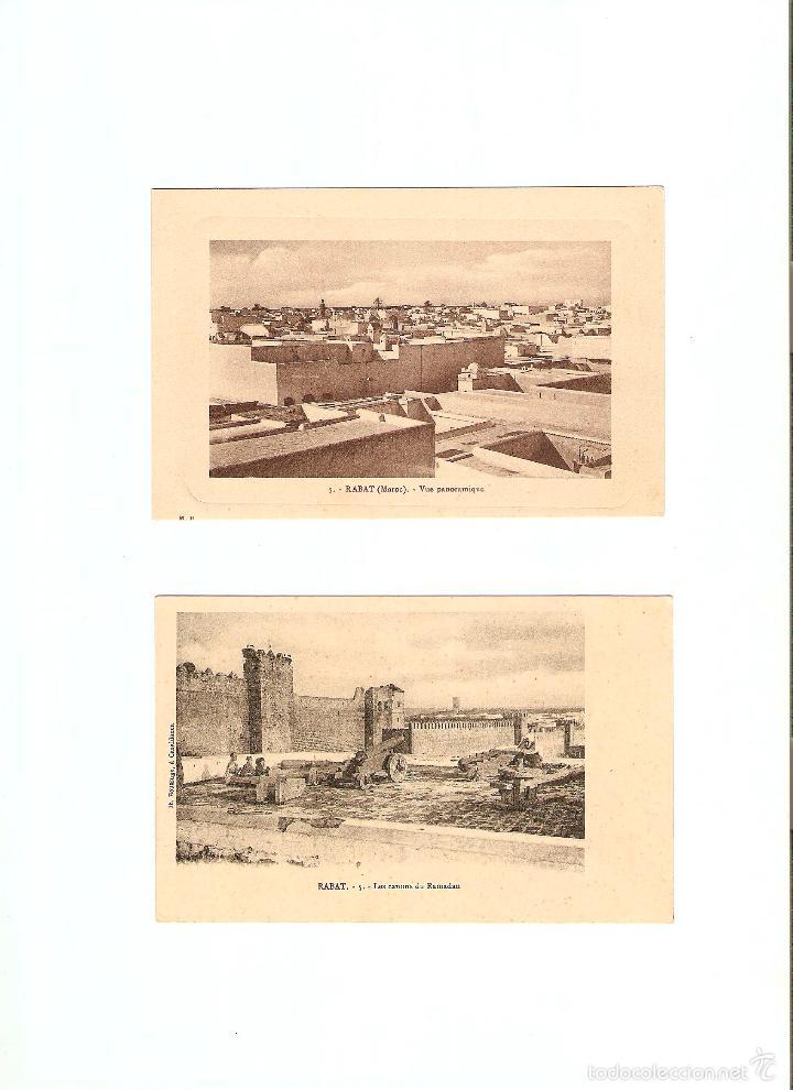 Postales: ÁLBUM HACIA 1900. 36 CARTES POSTALES MARRUECOS. FOTÓGRAFOS: JOSEPH BOUSSUGE, PIERRE GRÉBERT - Foto 8 - 57979895