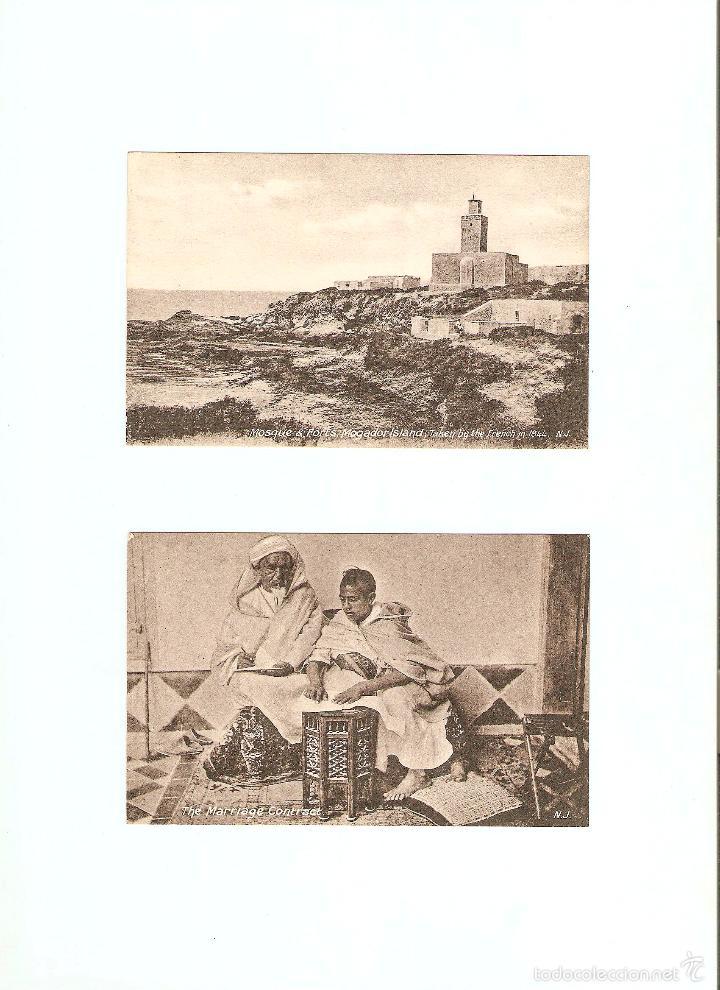 Postales: ÁLBUM HACIA 1900. 36 CARTES POSTALES MARRUECOS. FOTÓGRAFOS: JOSEPH BOUSSUGE, PIERRE GRÉBERT - Foto 10 - 57979895