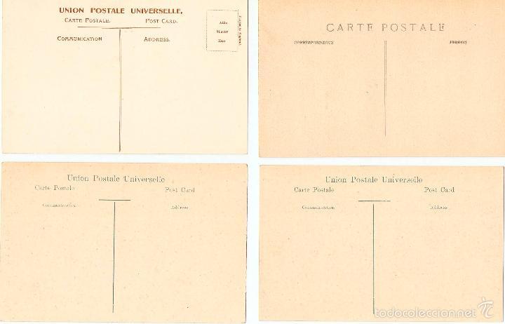 Postales: ÁLBUM HACIA 1900. 36 CARTES POSTALES MARRUECOS. FOTÓGRAFOS: JOSEPH BOUSSUGE, PIERRE GRÉBERT - Foto 17 - 57979895