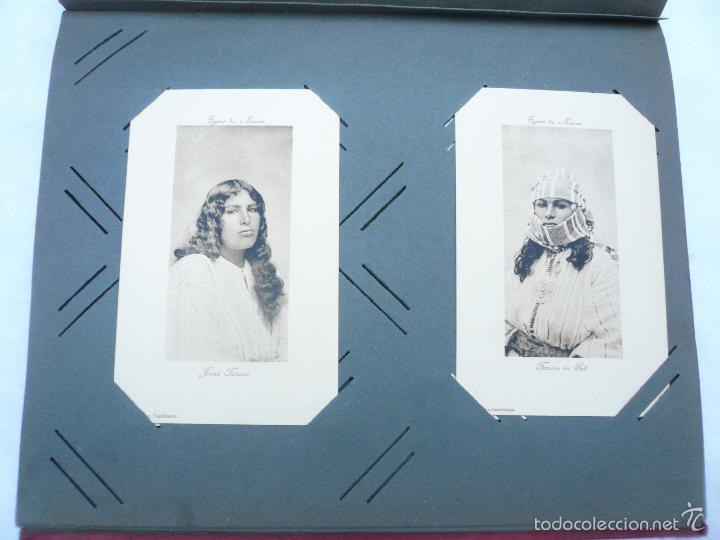 Postales: ÁLBUM HACIA 1900. 36 CARTES POSTALES MARRUECOS. FOTÓGRAFOS: JOSEPH BOUSSUGE, PIERRE GRÉBERT - Foto 19 - 57979895