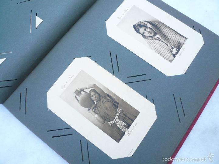 Postales: ÁLBUM HACIA 1900. 36 CARTES POSTALES MARRUECOS. FOTÓGRAFOS: JOSEPH BOUSSUGE, PIERRE GRÉBERT - Foto 20 - 57979895