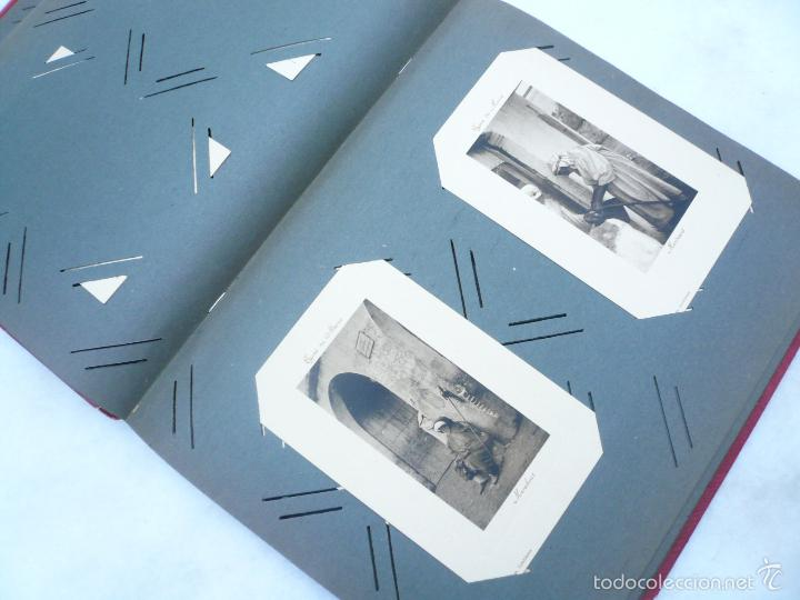 Postales: ÁLBUM HACIA 1900. 36 CARTES POSTALES MARRUECOS. FOTÓGRAFOS: JOSEPH BOUSSUGE, PIERRE GRÉBERT - Foto 21 - 57979895