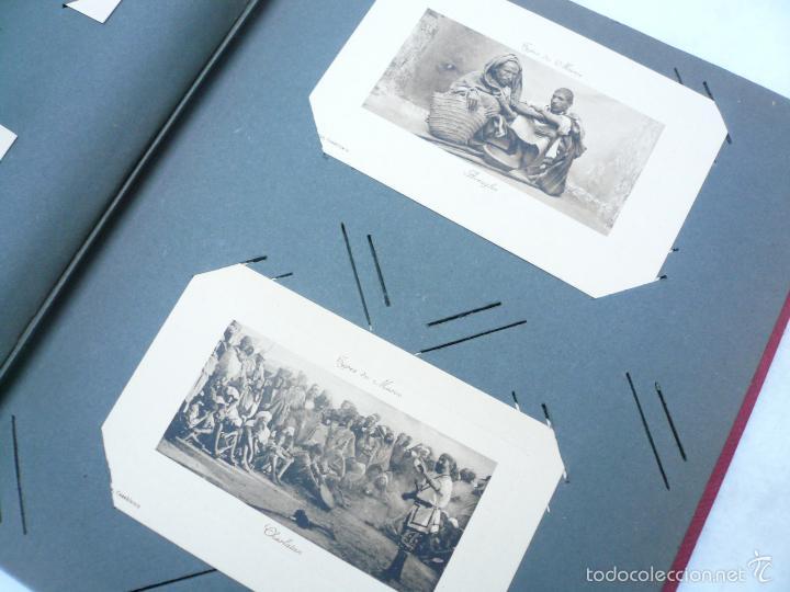 Postales: ÁLBUM HACIA 1900. 36 CARTES POSTALES MARRUECOS. FOTÓGRAFOS: JOSEPH BOUSSUGE, PIERRE GRÉBERT - Foto 23 - 57979895