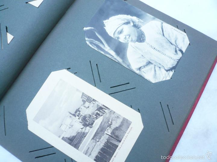 Postales: ÁLBUM HACIA 1900. 36 CARTES POSTALES MARRUECOS. FOTÓGRAFOS: JOSEPH BOUSSUGE, PIERRE GRÉBERT - Foto 24 - 57979895