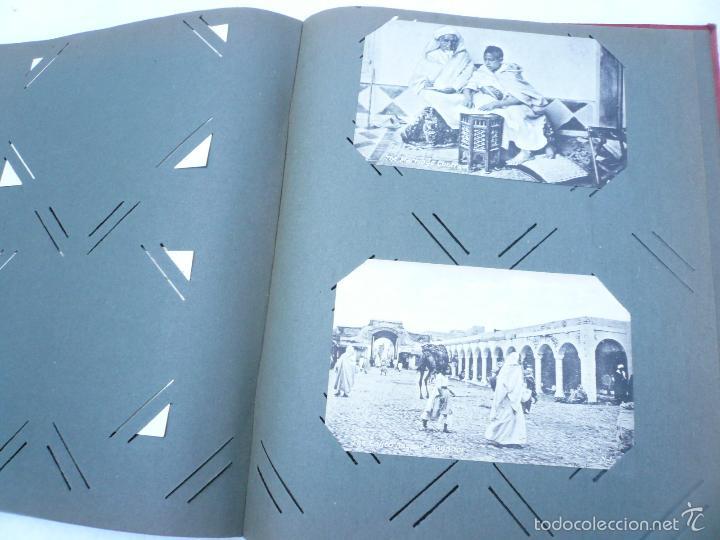 Postales: ÁLBUM HACIA 1900. 36 CARTES POSTALES MARRUECOS. FOTÓGRAFOS: JOSEPH BOUSSUGE, PIERRE GRÉBERT - Foto 27 - 57979895