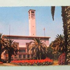 Postales: 1847 MOROCCO MARRUECOS MAROC CASABLANCA - LA PRÉFECTURE PLACE DES NATIONS UNIES. Lote 58088285