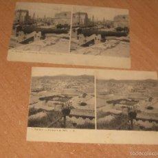 Postales: 2 FOTO.POSTALES DE TUNEZ. Lote 58352697
