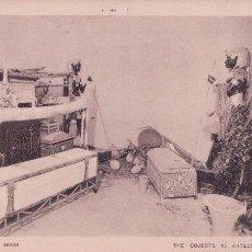 Postales: POSTAL EGIPTO.- TUTANKAMON SERIES 006. OBJETOS DE LA ANTECAMARA DE LA TUMBA. Lote 58653154