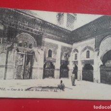 Postales: MARRUECOS - AFRICA - ANTIGUA POSTAL DE FEZ . Lote 61533592