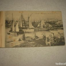 Postales: ANTIGUO ALBUM DE POSTALES DE TANGER, MARRUECOS . 19 VISTAS . TEXTOS EN FRANCES. Lote 62248276
