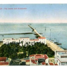 Postales: POSTAL ANTIGUA EGIPTO - PORT SAID. Lote 63455476