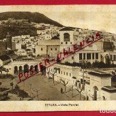 Postales: POSTAL TETUAN, MARRUECOS, VISTA PARCIAL, P84665. Lote 67519281