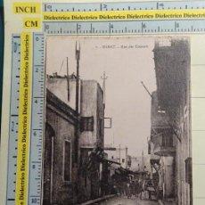 Postales: POSTAL DE MARRUECOS. FECHADA AÑO 1926. RABAT, RUE DES CONSULS. 122. Lote 71214937
