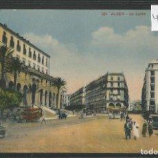 Postales: ALGER - CIRCULADA - VER REVERSO - (45.900). Lote 71928659