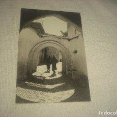 Postales: TETUAN . CONTRASTES DE LUZ . FOTO GARCIA CORTES . SIN CIRCULAR. Lote 72181447