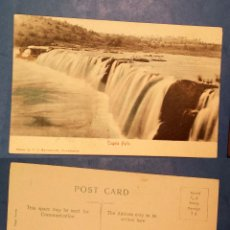 Postales: TUGELA FALLS SOUTH AFRICA - OLD POSTCARD. Lote 74222575