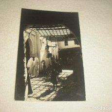 Postales: PLAZA DEL USAA . TETUAN , MARRUECOS . FOTO GARCIA CORTES. Lote 81065320