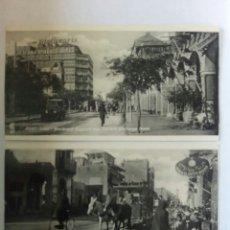 Postales: DIECIOCHO POSTALES EGIPTO PORT SAID CANAL DE SUEZ. Lote 81808846