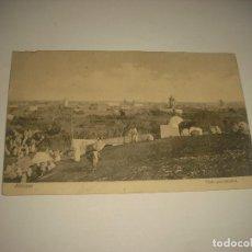 Postales: ALCAZAR - MARRUECOS . VISTA PANORAMICA N° 1 . BIBIAN CANO , SIN CIRCULAR .. Lote 85189460