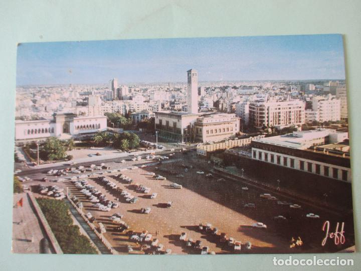 3681 MOROCCO MARRUECOS MAROC CASABLANCA VUE PANORAMIQUE PANORAMIC VIEW (Postales - Postales Extranjero - África)
