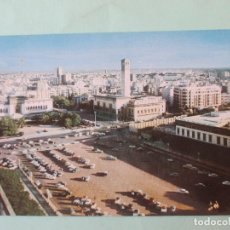 Postales: 3681 MOROCCO MARRUECOS MAROC CASABLANCA VUE PANORAMIQUE PANORAMIC VIEW. Lote 86513644