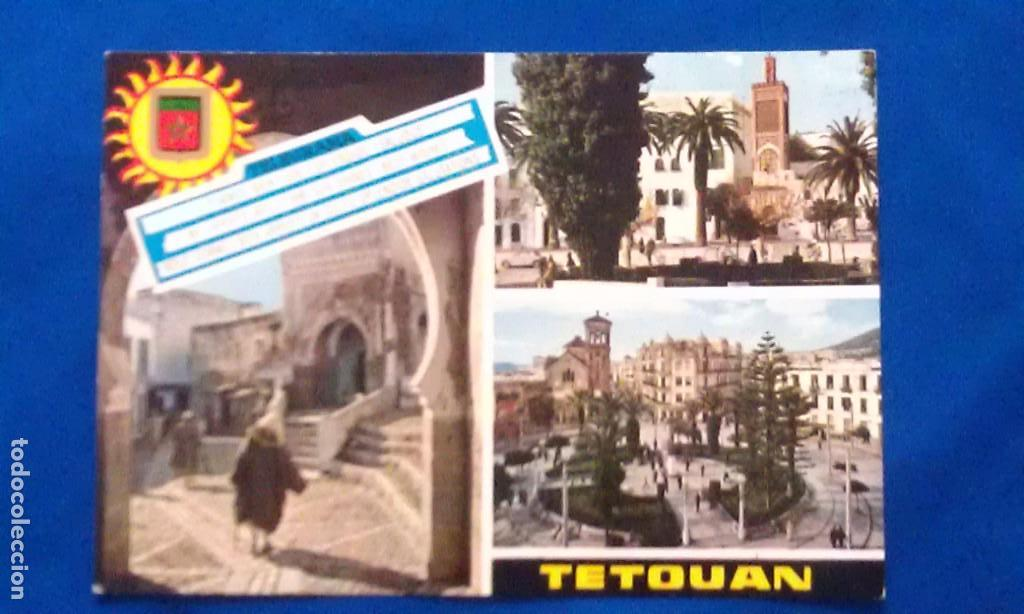 TELEGRAMA (Postales - Postales Extranjero - África)