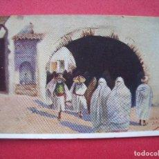 Postales: SEVERIANO MARTINEZ ANIDO.-CALLE DEL AIUN.-TETUAN.-POSTAL.. Lote 97644619