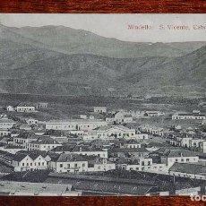 Postales: POSTAL DE MINDELLO, SAN VICENTE,CABO VERDE, CAP VERT, SIN CIRCULAR. Lote 97907099