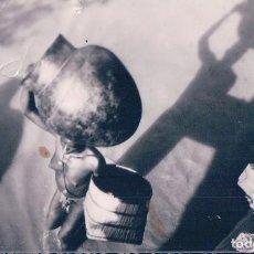 Postales: AFRIQUE - HAUTE VOLTA - ENVIRONS DE BOBO DIOULASSO - FEMME NUE LOBI - NU - NUDE. Lote 98342211