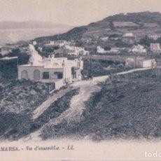 Postales: TUNISIE / LA MARSA - VUE D'ENSEMBLE. Lote 98343015
