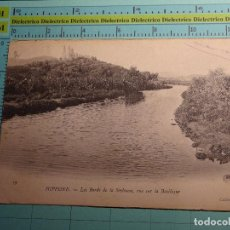 Postales: POSTAL DE ARGELIA. AÑO 1904. HIPPONE, LES BORDS DE LA SEYBOUSE. 1397. Lote 98723879