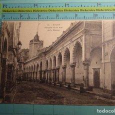 Postales: POSTAL DE ARGELIA. AÑOS 10 30. ALGER, MOSQUEE DE LA RUE DE LA MARINE. 1407. Lote 98724139