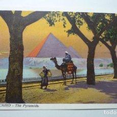 Postais: POSTAL EXTRANJERA EGIPTO - PIRAMIDE BB. Lote 99297755