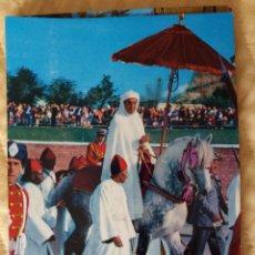 Postales: LOTE DE 12 POSTALES DE MARRUECOS AÑOS 60 (VER FOTOS). Lote 100449719