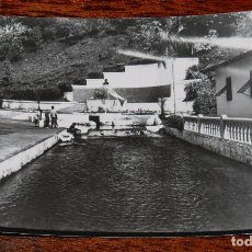 Postales: FOTO POSTAL DE GUINEA ECUATORIAL ESPAÑOLA, SAN CARLOS MANANTIAL, FOTO H. GARCIA, SIN CIRCULAR. Lote 104263131