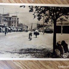 Postales: POSTAL ANTIGUA CASABLANCA LE MAARIF CIRCULADA 1934. Lote 105295719