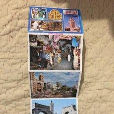 Postales: COLECCION DE 10 POSTALES DE TUNEZ - LA BLANCHE. Lote 105849899