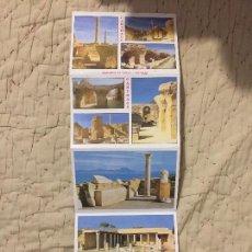 Postales: COLECCION DE 10 POSTALES DE TUNEZ - CARTAGO - CARTHAGE. Lote 105850491
