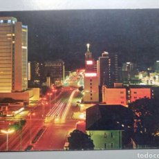 Postales: POSTAL SALISBURY RHODESIA JAMES AVENE AT NIGHT FÁCIL EAST. Lote 107016819