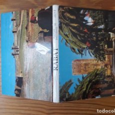 Postales: JEFF - RABAT - ACORDEÓN 10 POSTALES TAMAÑO MINI (10 X 7 CM). Lote 108266343