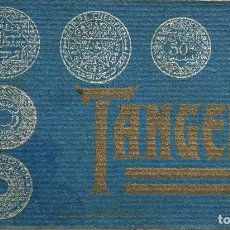 Postales: TANGER - MARRUECOS - ANTIGUO CUADERNILLO O ÁLBUM CON 9 POSTALES. Lote 108338335