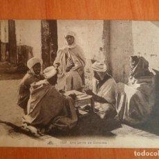 Postales: POSTAL / AFRICA,UNE PARTIE DE DOMINOS. Lote 109000111